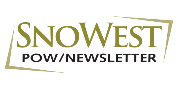 SnoWest Newsletter Banner